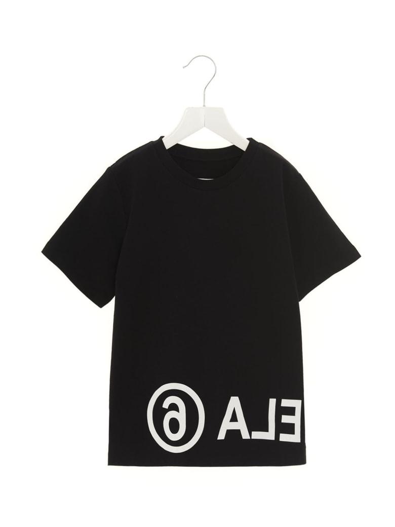 MM6 Maison Margiela T-shirt - Black