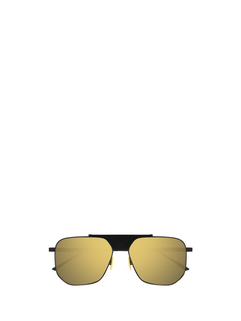 Bottega Veneta Bottega Veneta Bv1036s Black Sunglasses - Black