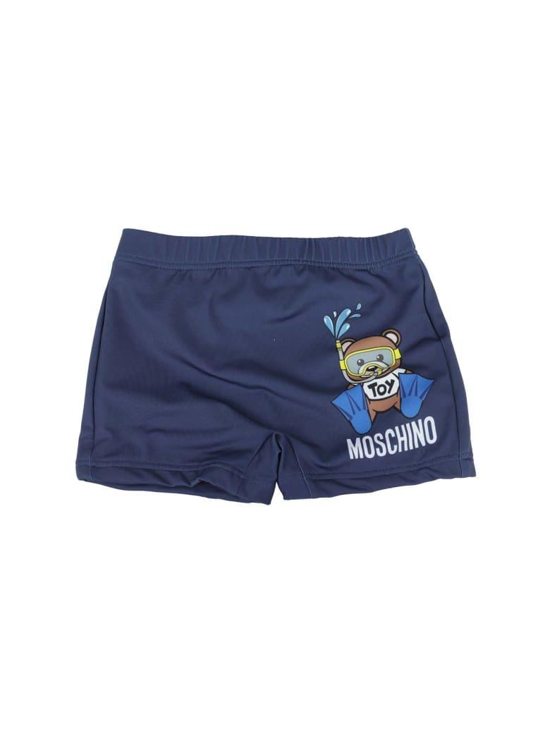 Moschino Accessory - Blu Navy