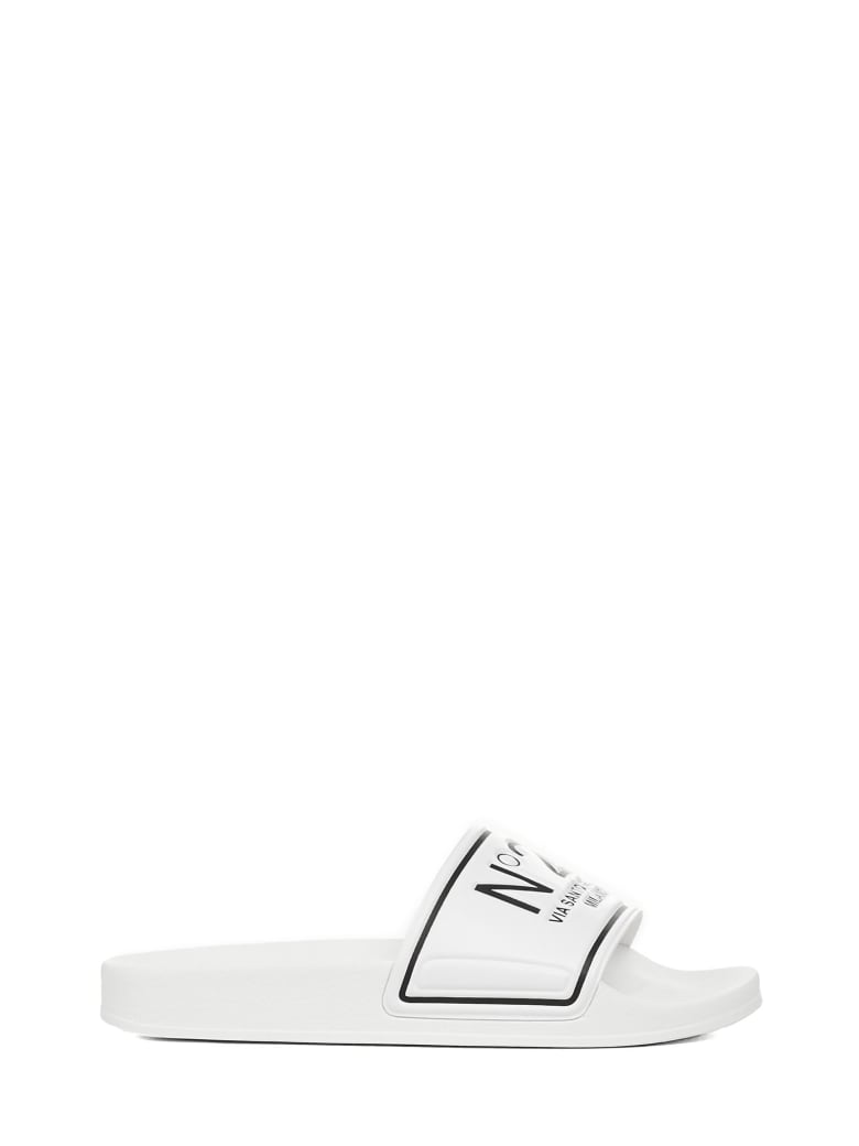 N.21 N°21 Sandals - White
