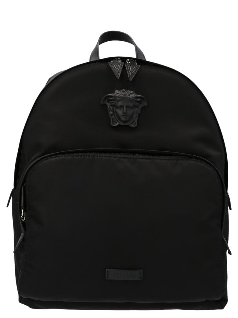 Versace Backpack - Black