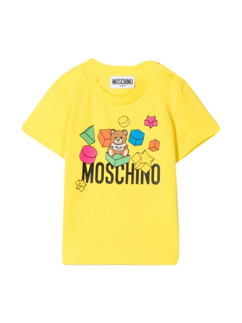 Moschino Yellow T-shirt - Gialla