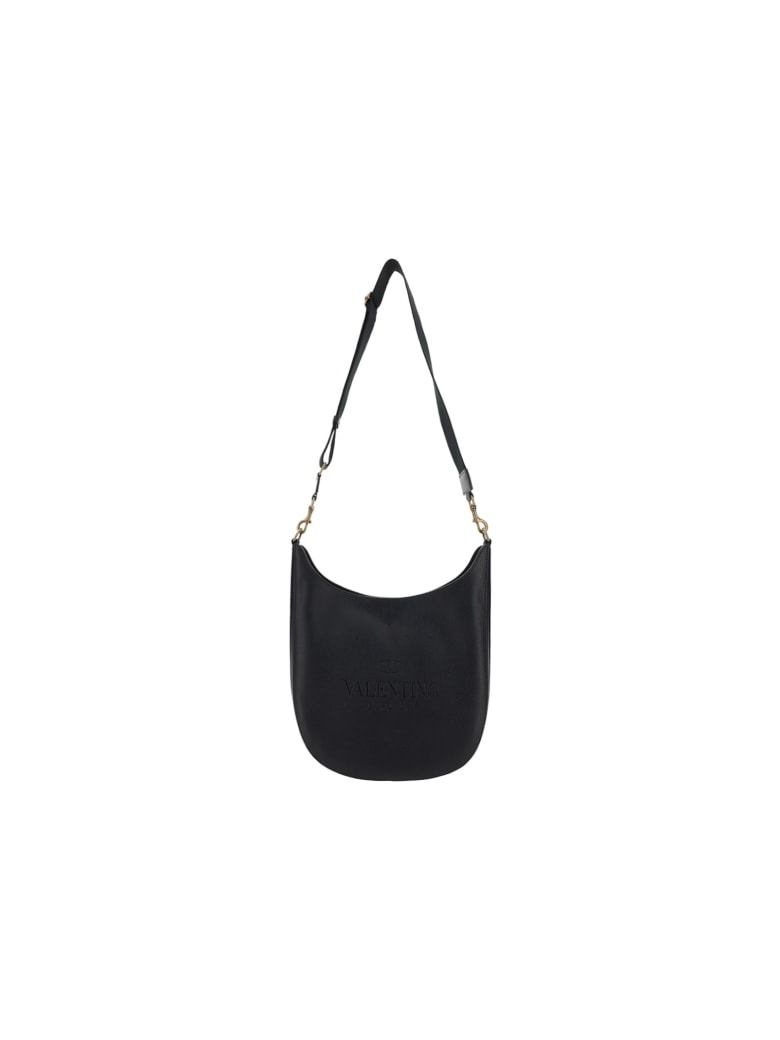 Valentino Garavani Medium Identity Shoulder Bag - Nero