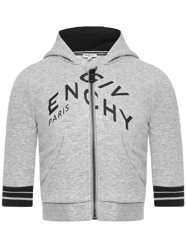 Givenchy Kids Sweatshirt - Grey