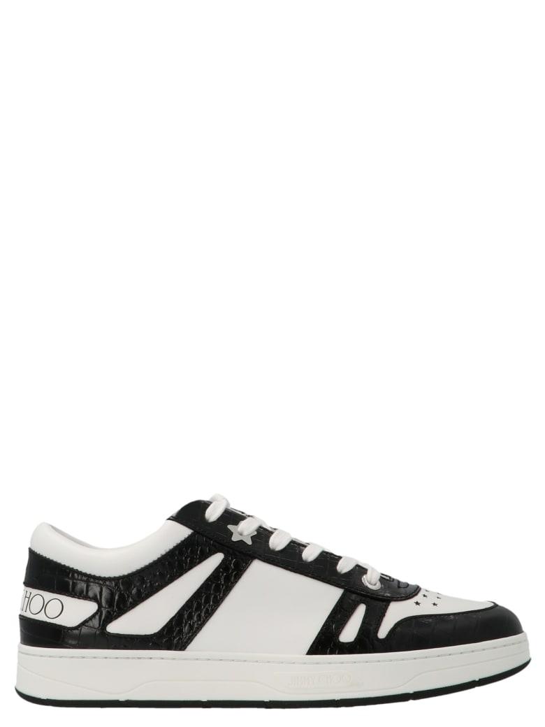 Jimmy Choo 'hawaii' Shoes - Nero bianco