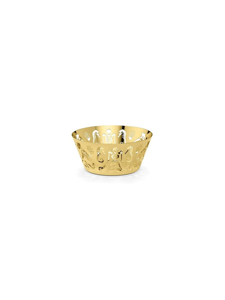 Ghidini 1961 Perished - Medium Bowl Polished Gold - Polished gold