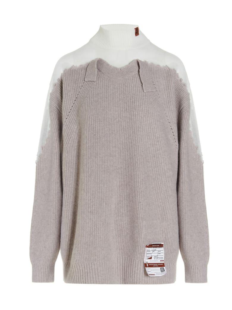 Mihara Yasuhiro Sweater - Grey