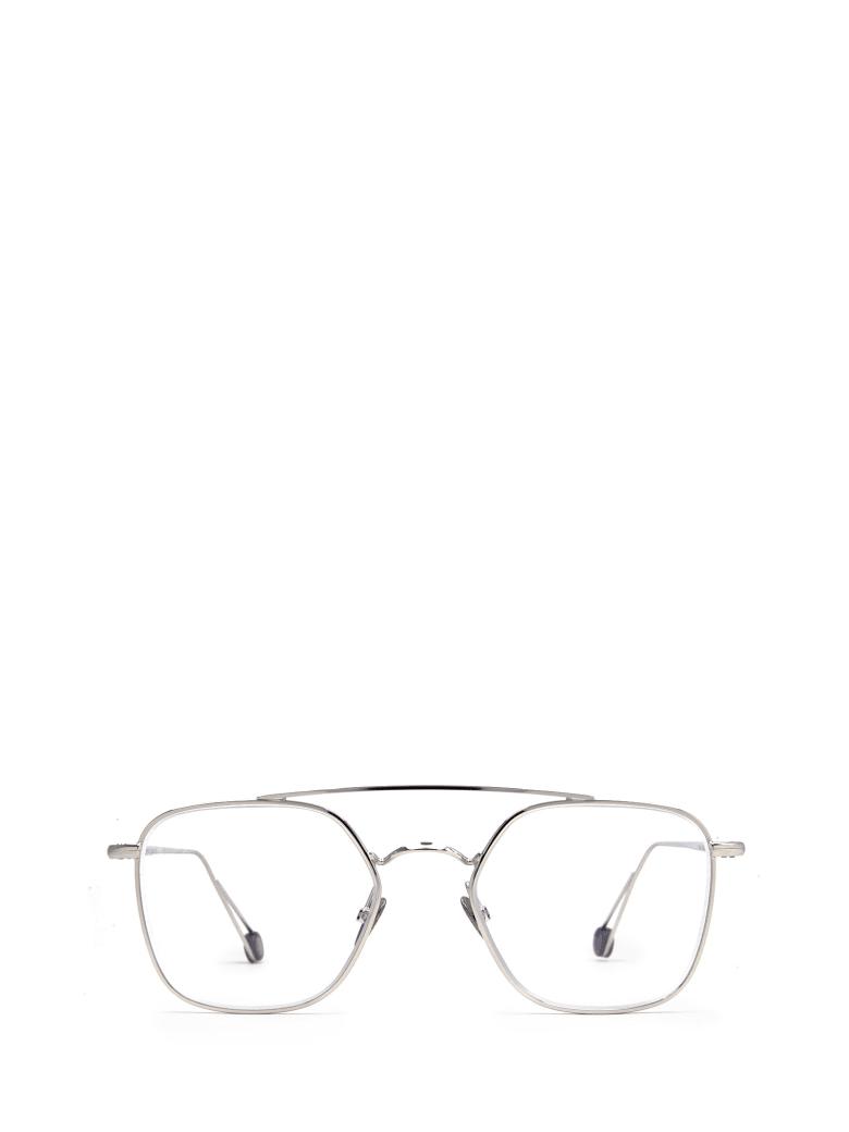 AHLEM Ahlem Place Colette Optic White Gold Glasses