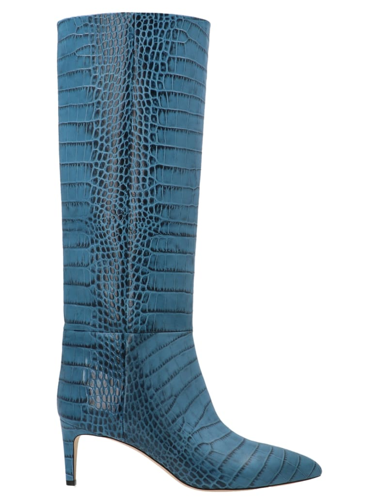 Paris Texas 'stiletto 60' Shoes - Blue