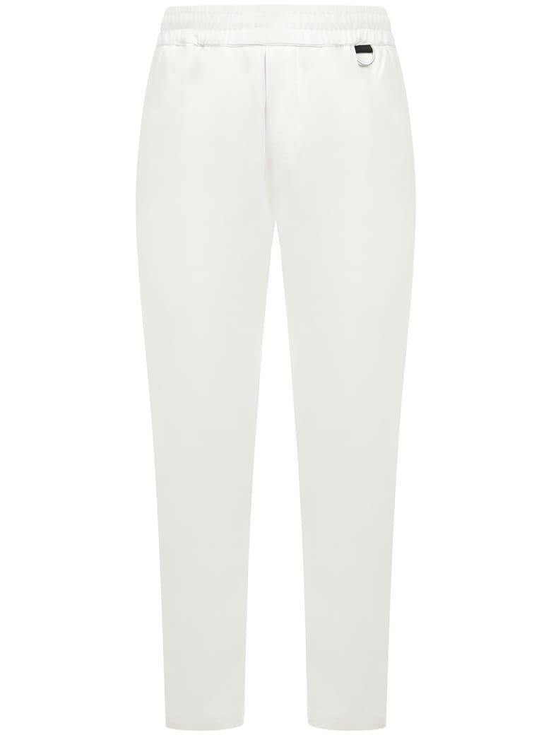 Low Brand Trouser - White