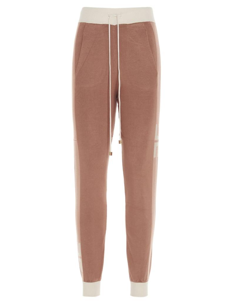 Elisabetta Franchi Sweatpants - Pink