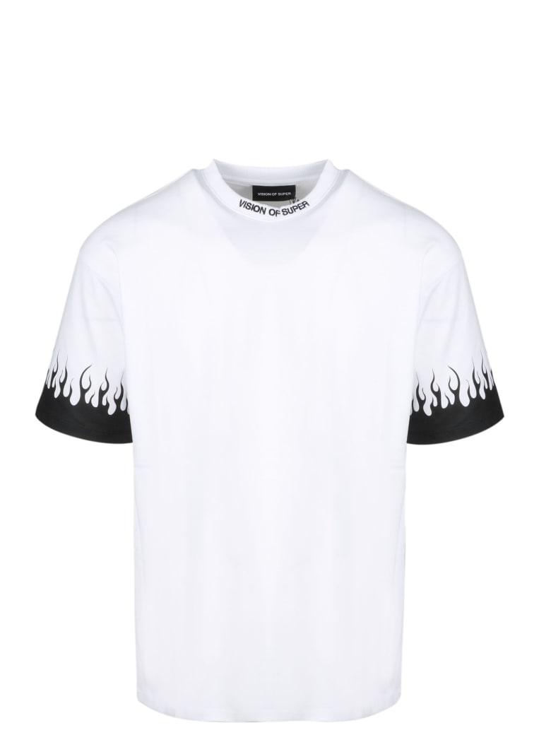 Vision of Super T-shirt - WHITE