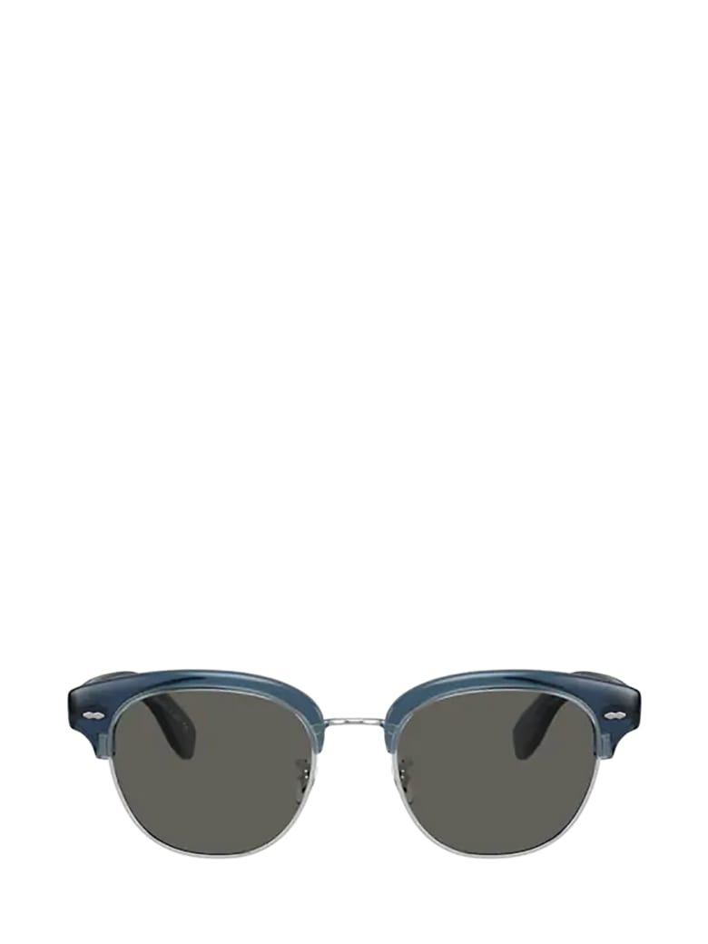 Oliver Peoples Oliver Peoples Ov5436s Deep Blue Sunglasses - Deep Blue