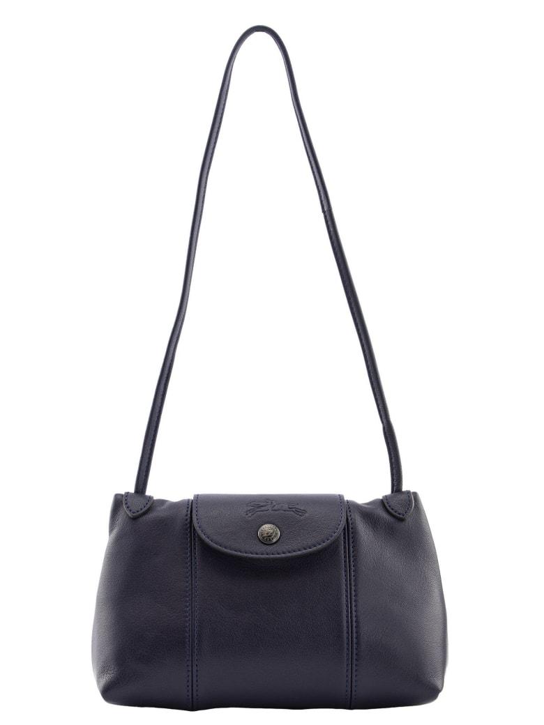Best price on the market at italist | Longchamp Longchamp Le Pliage Cuir -  Crossbody Bag
