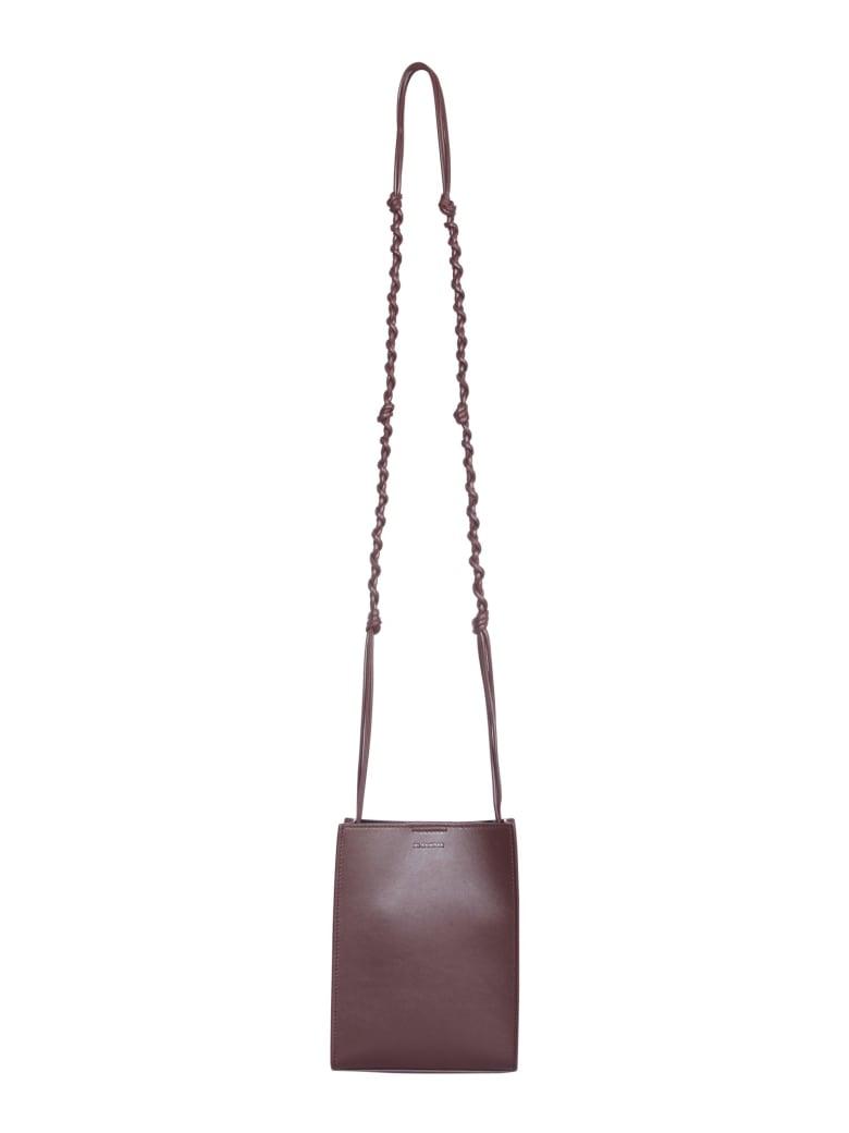 Jil Sander Small Tangle Bag - VIOLA