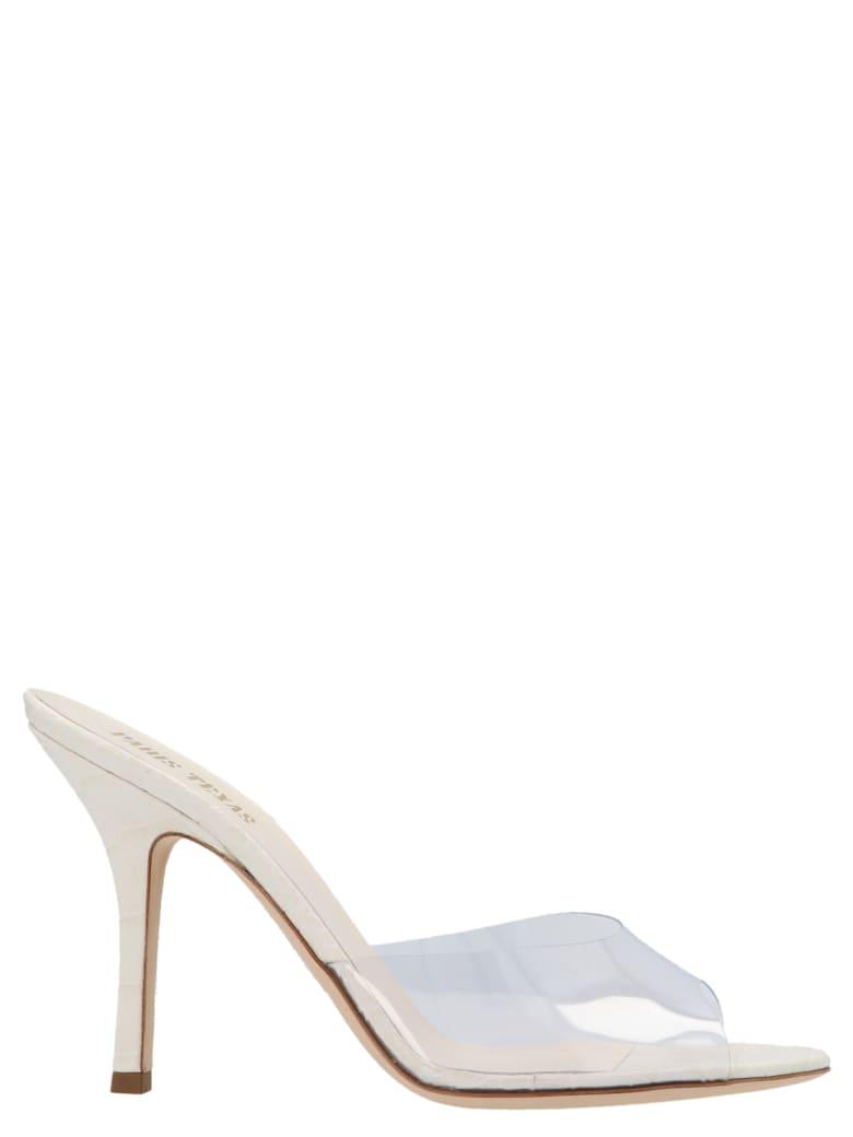 Paris Texas Shoes - White