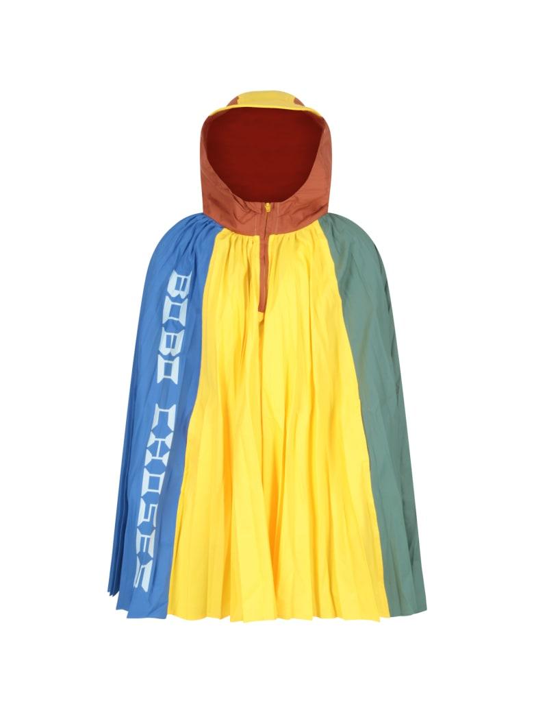 Bobo Choses Multicolor Poncho For Kids - Multicolor