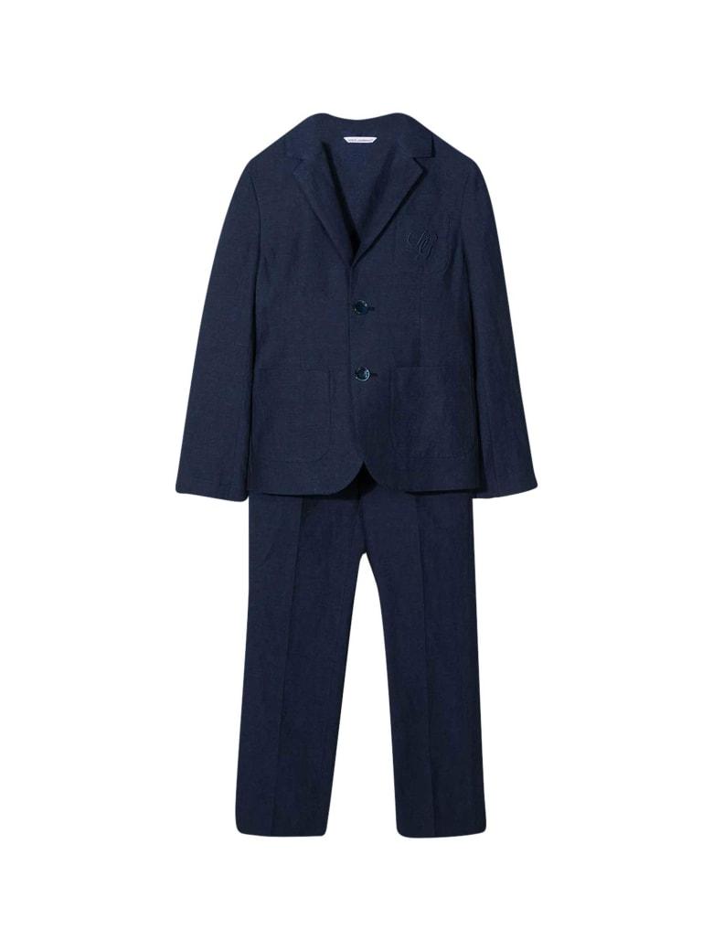 Dolce & Gabbana Blue Suit - Blu scuro