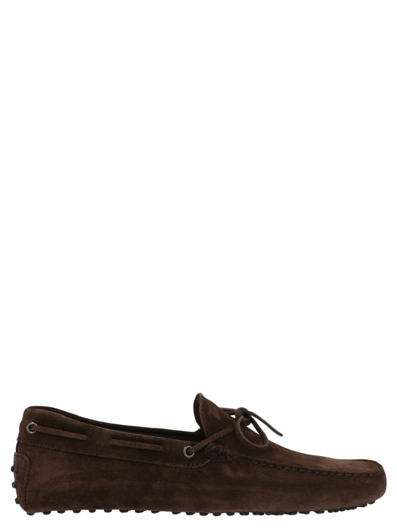 Tod's 'driver' Shoes - Brown