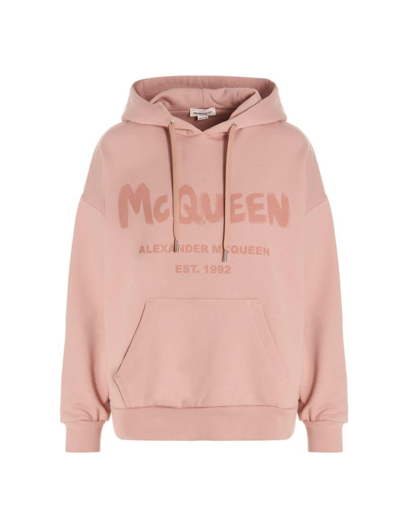 Alexander McQueen Hoodie - Pink