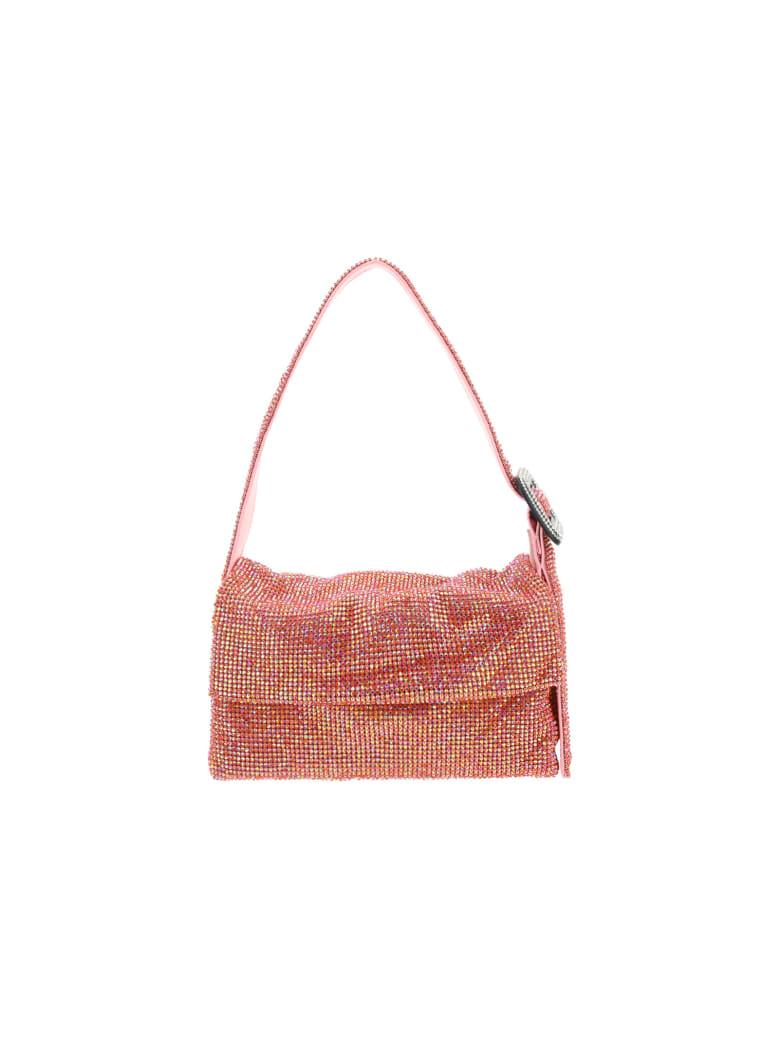 Benedetta Bruzziches La Vitty Mignon Shoulder Bag - Passion fruit