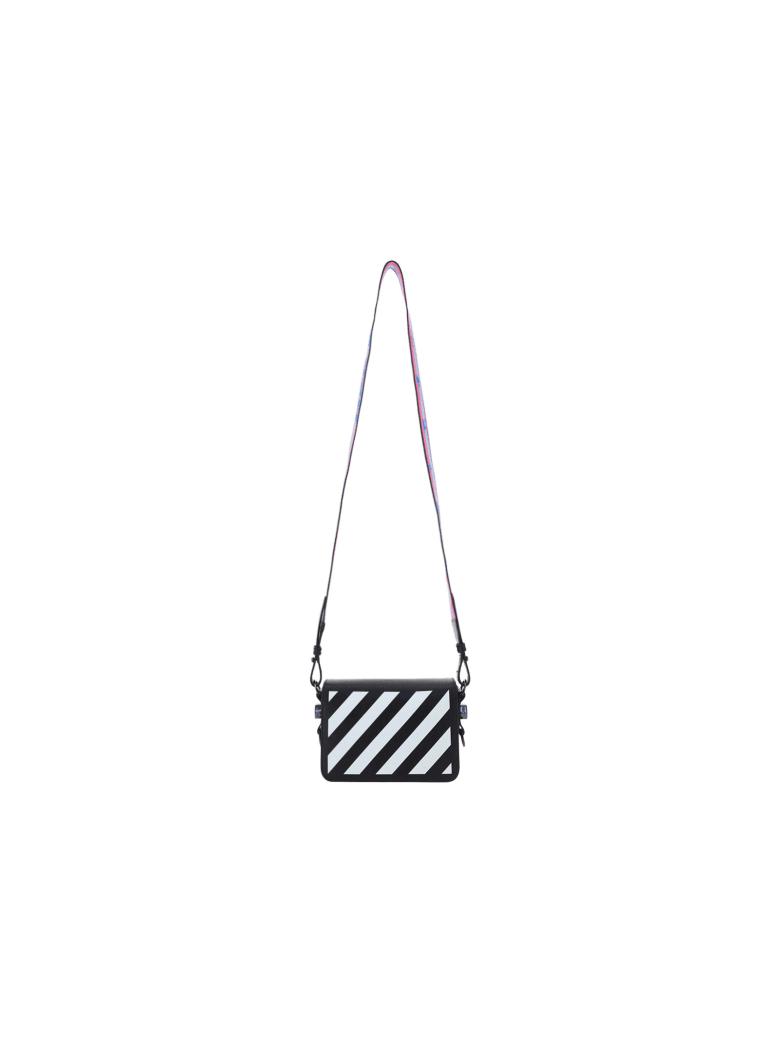 Off-White Mini Shoulder Bag - BLACK