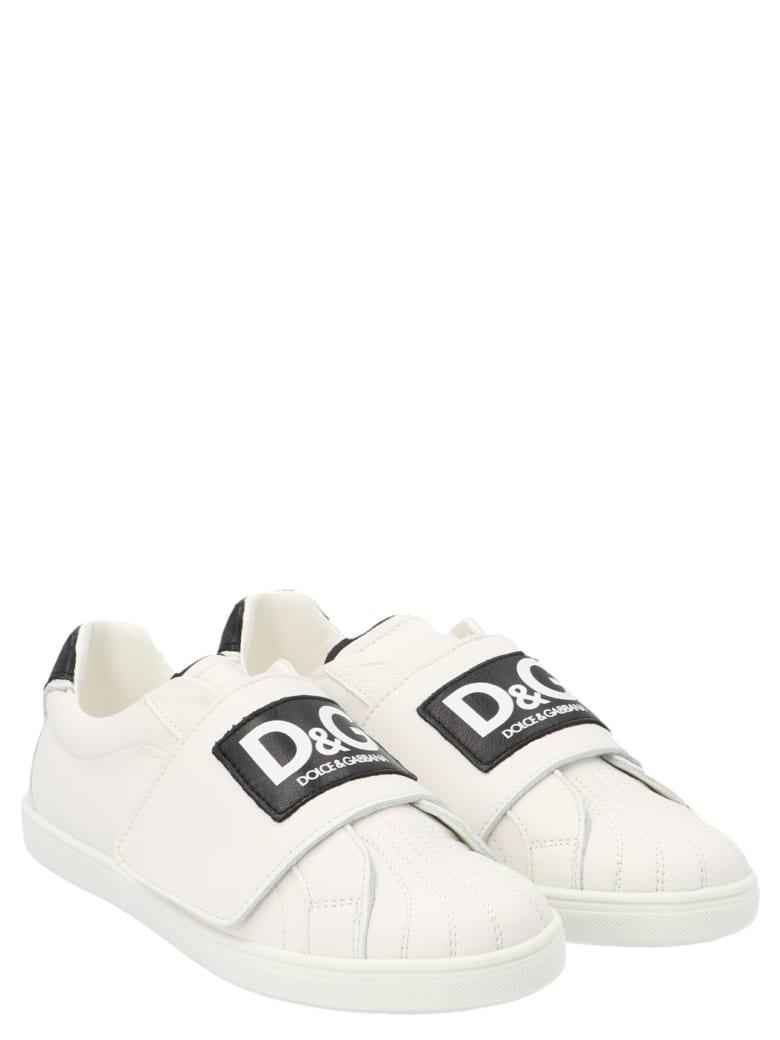 Dolce & Gabbana 'dna' Shoes - White