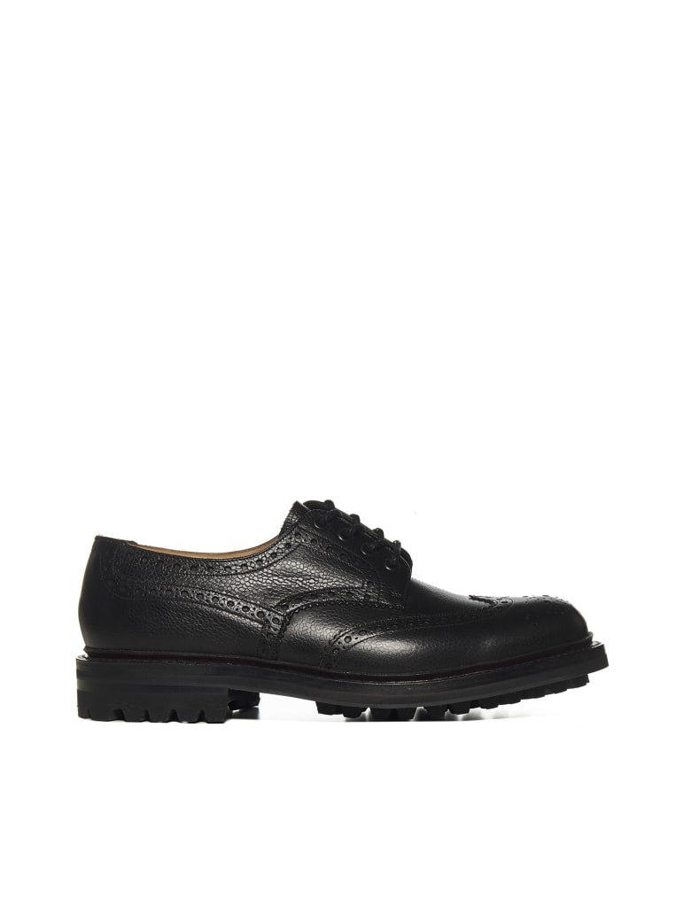 Church's Laced Shoes - Black
