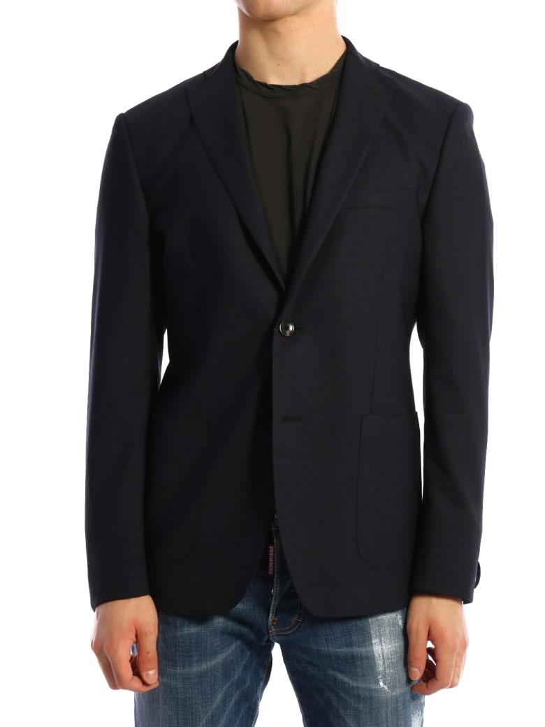 Tonello Jacket Blue - Blue