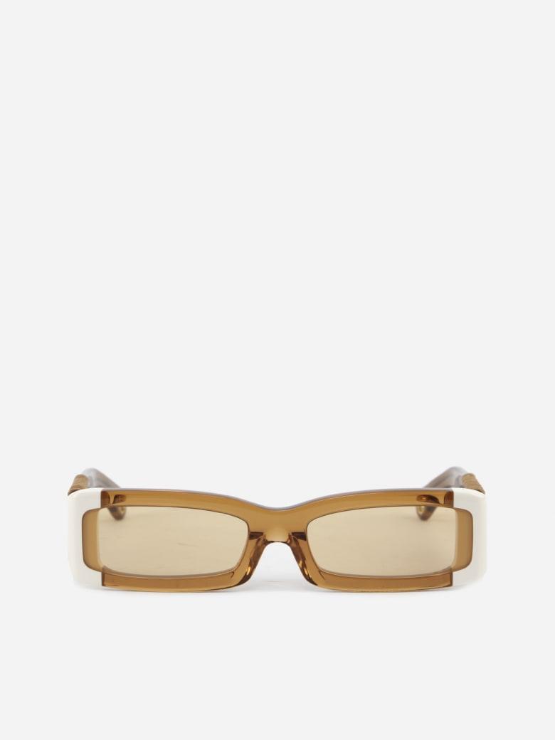 Jacquemus Sunglasses Les Lunettes 97 - Multi orange
