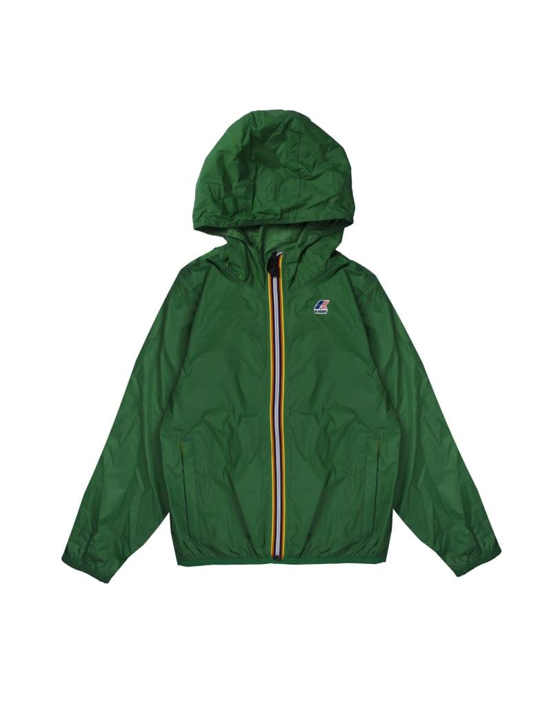 K-Way Green - Green