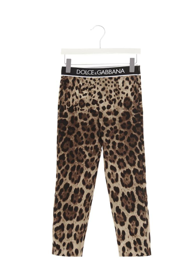 Dolce & Gabbana 'diva' Leggings - Multicolor