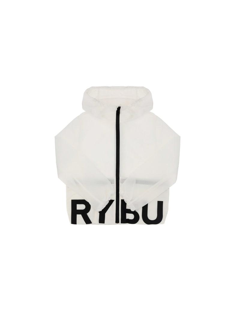 Burberry Seth Jacket For Boy - White