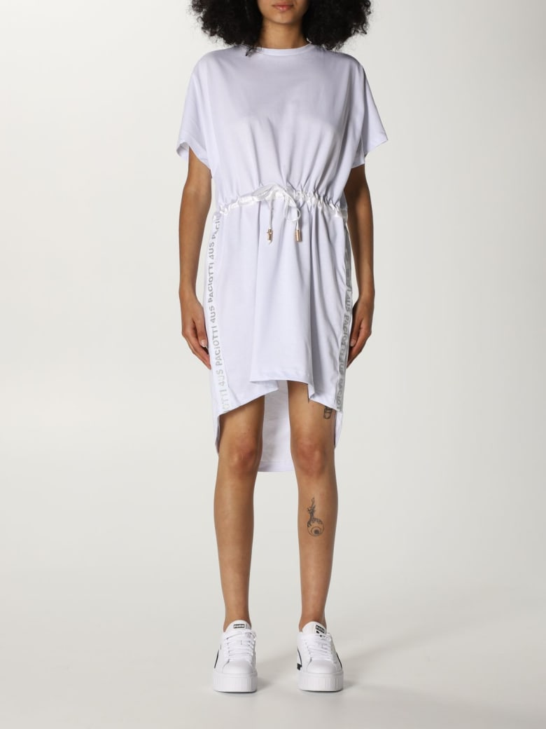 Paciotti 4US Dress Dress Women Paciotti 4us - White