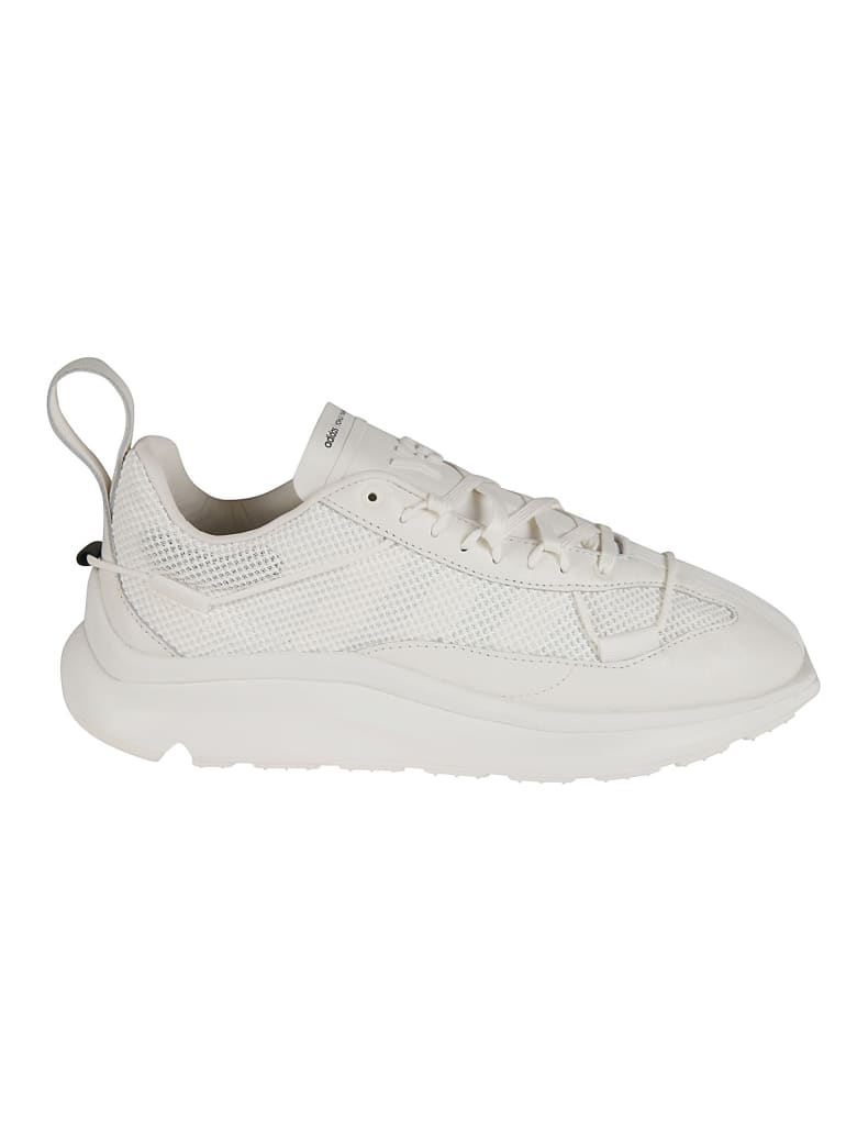 Y-3 Shiku Run Sneakers - White/Black