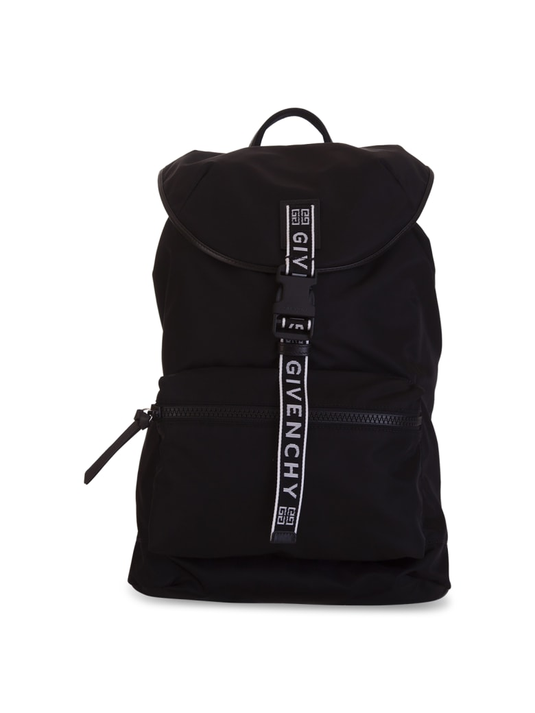 Givenchy Light 3 Backpack - NERO