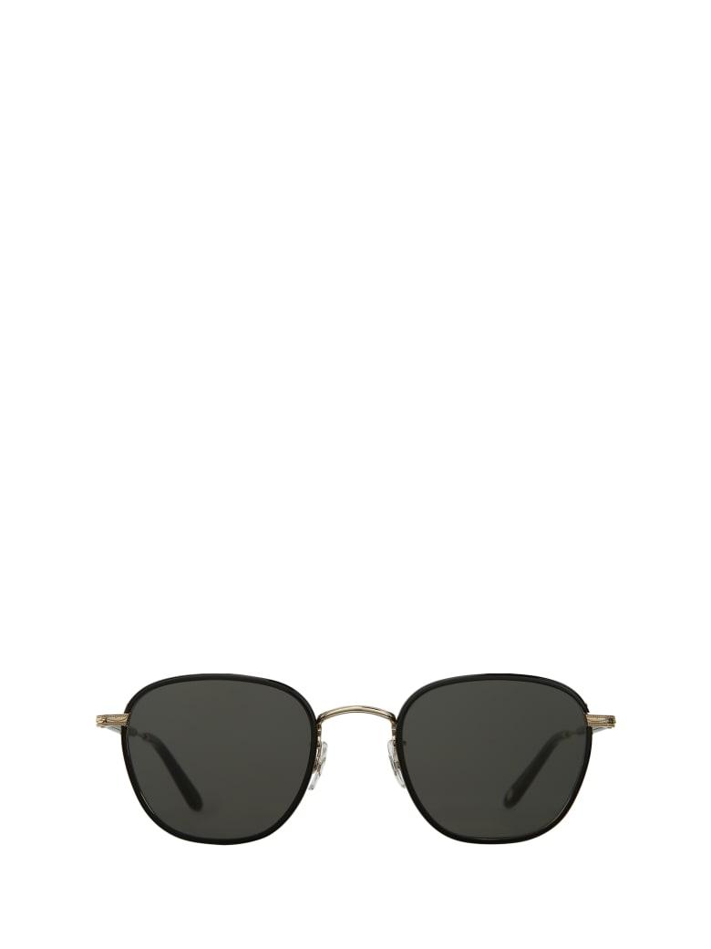 Garrett Leight Garrett Leight Grant Sun Black - Black Sunglasses - Black - Black