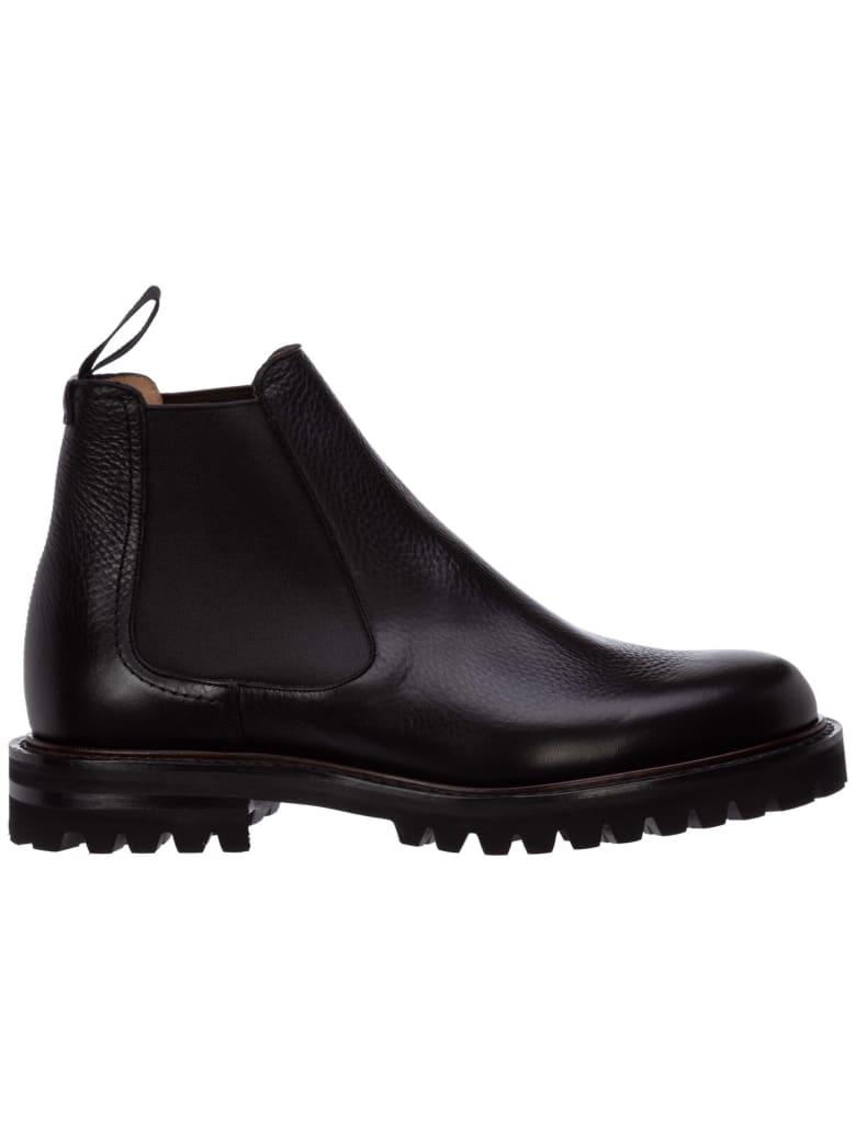 Church's Cornwood Ankle Boots - Nero