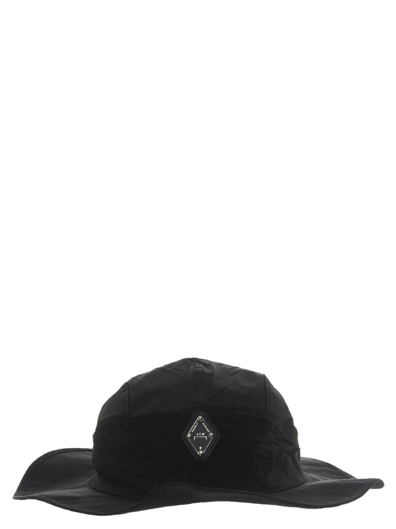 A-COLD-WALL 'rhombus' Cap - BLACK