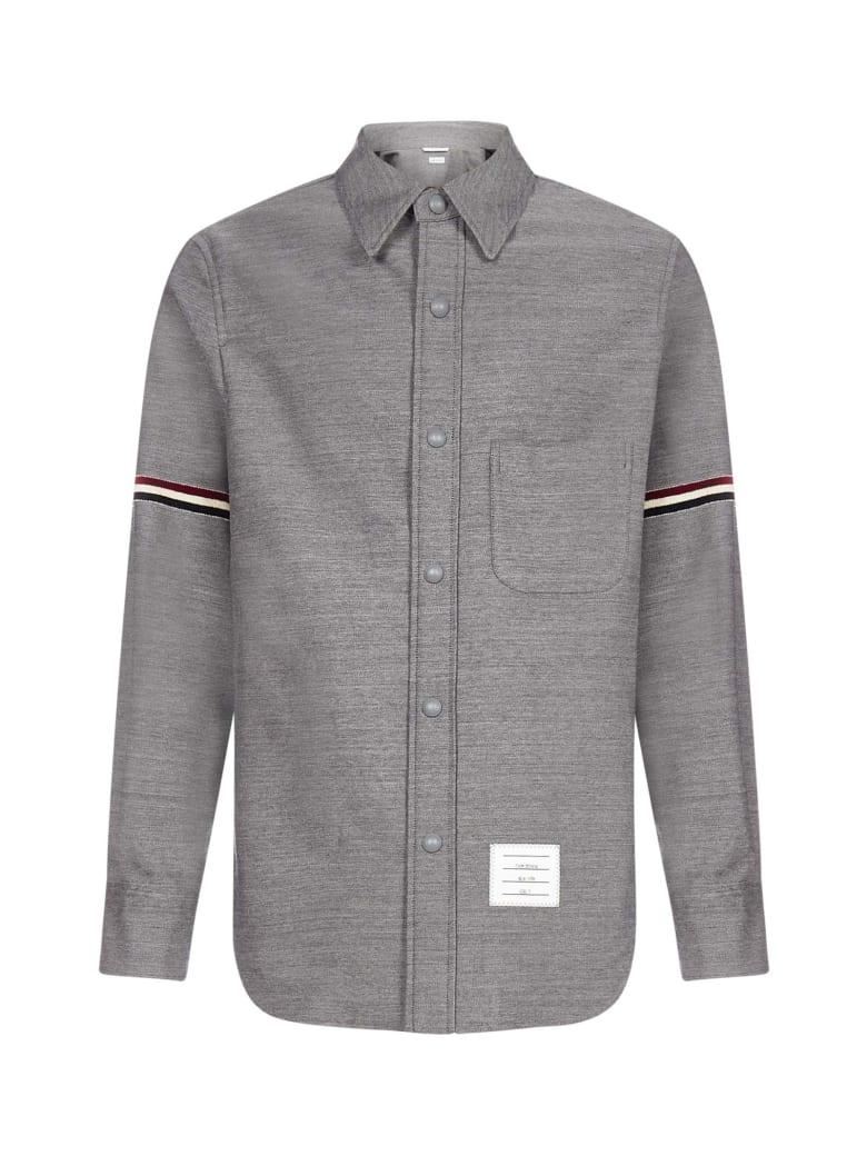 Thom Browne Shirt - Med grey