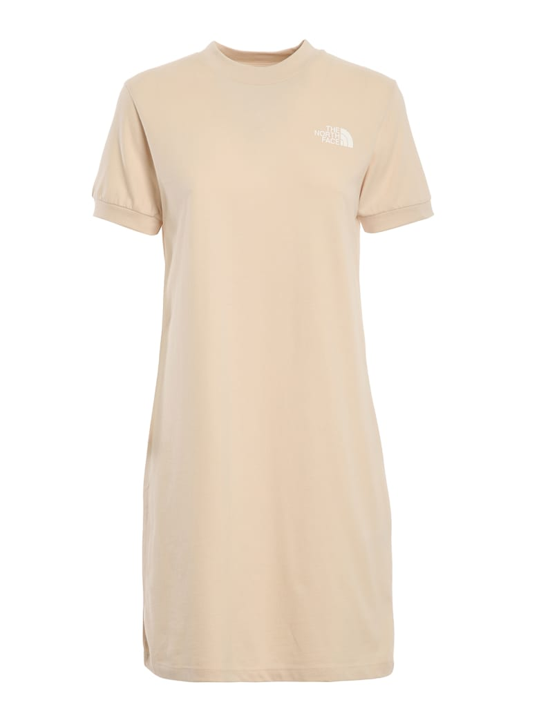 The North Face W Tee Dress - Pink