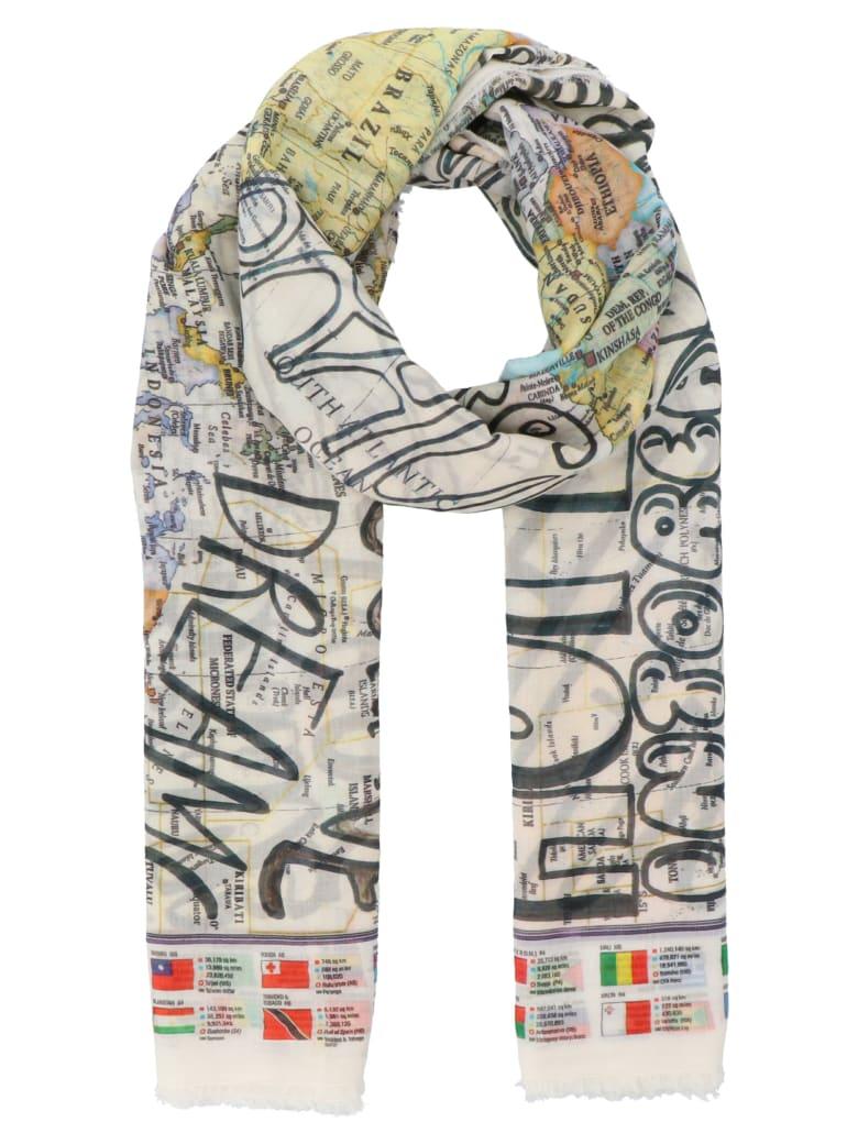 Faliero Sarti 'hope' Scarf - Multicolor