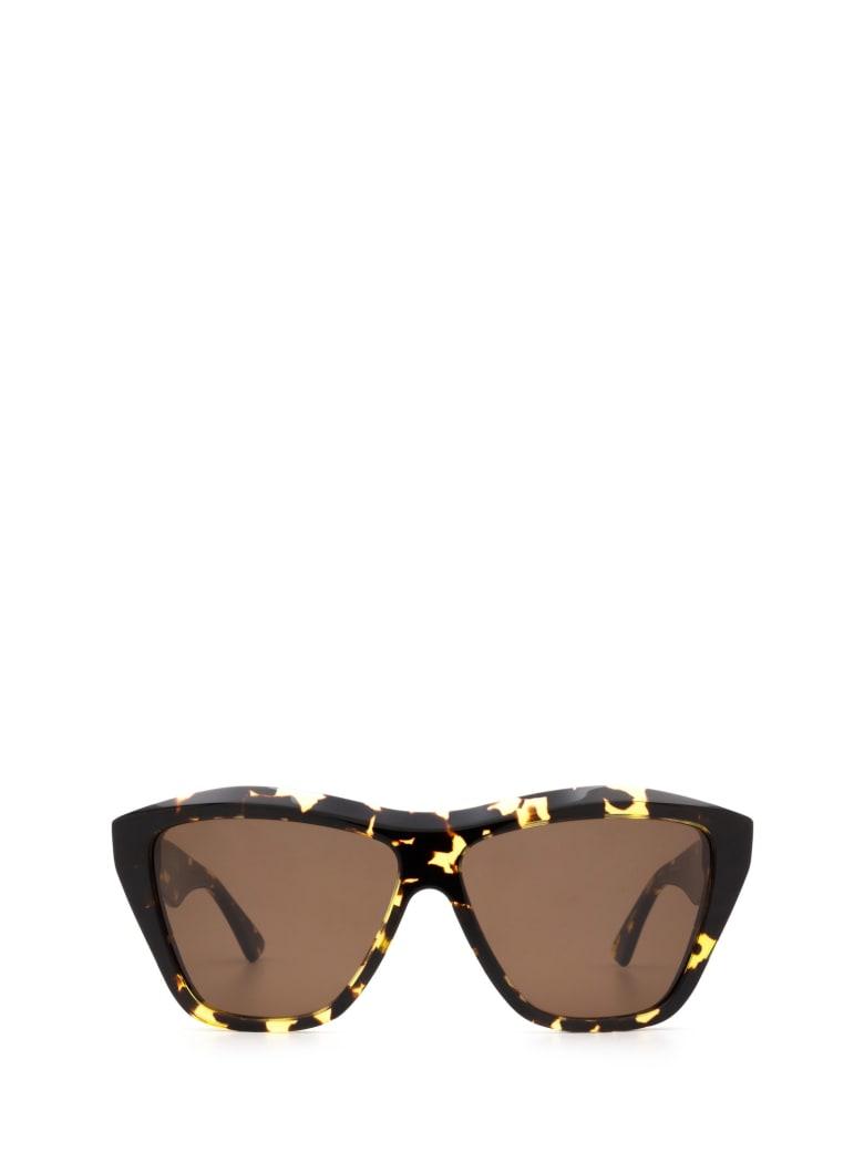 Bottega Veneta Bottega Veneta Bv1092s Havana Sunglasses - Havana
