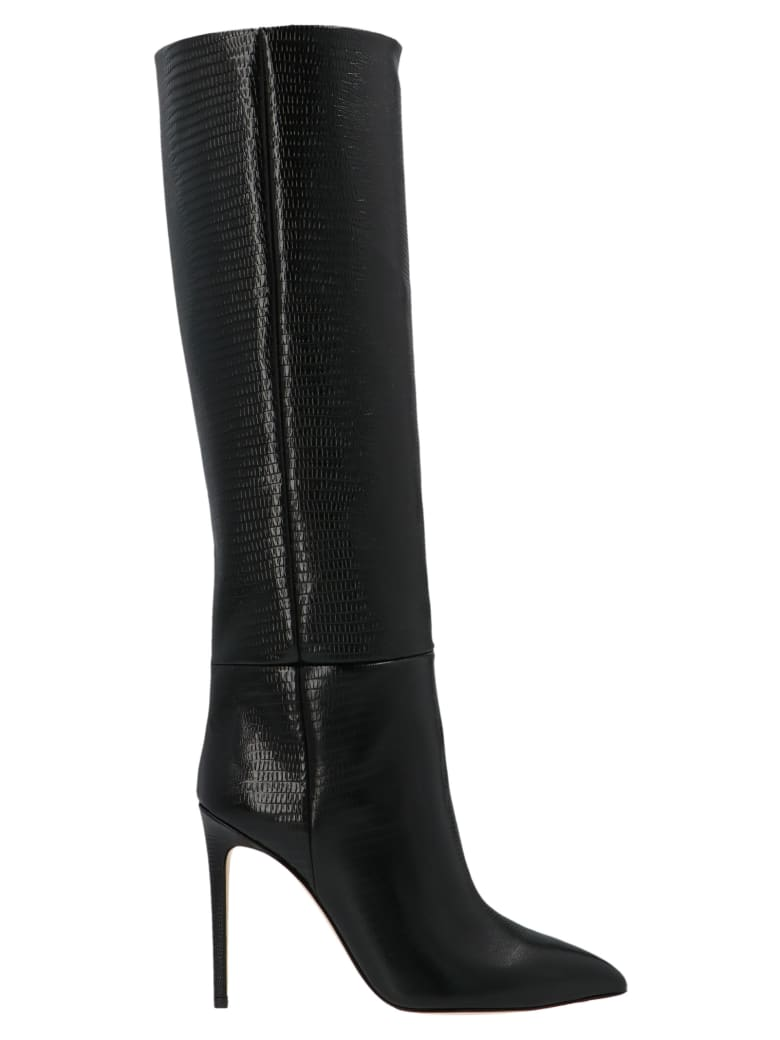 Paris Texas 'stiletto' Shoes - Black