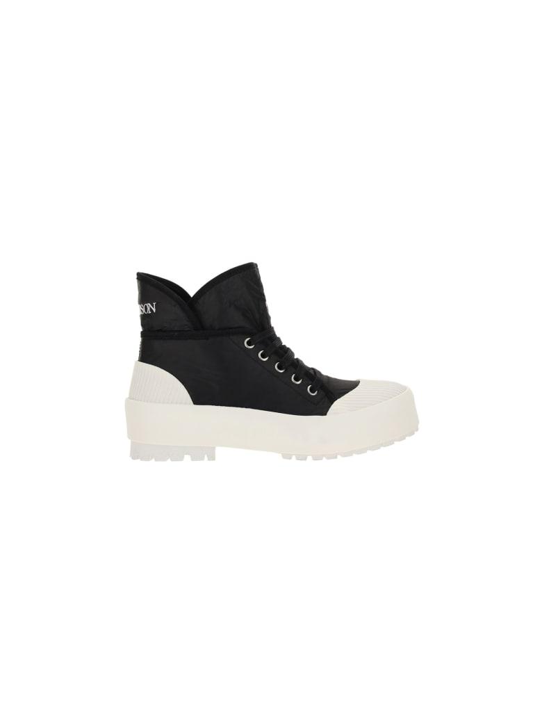 J.W. Anderson Jw Anderson Sneakers - 999 black