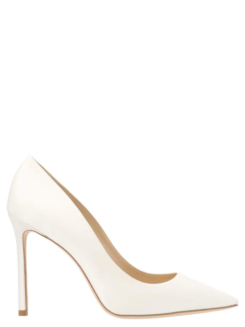 Jimmy Choo 'romy' Shoes - White