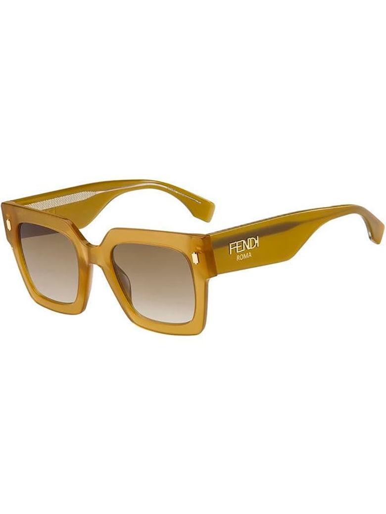 Fendi FF 0457/G/S Sunglasses - Q/ha Brown