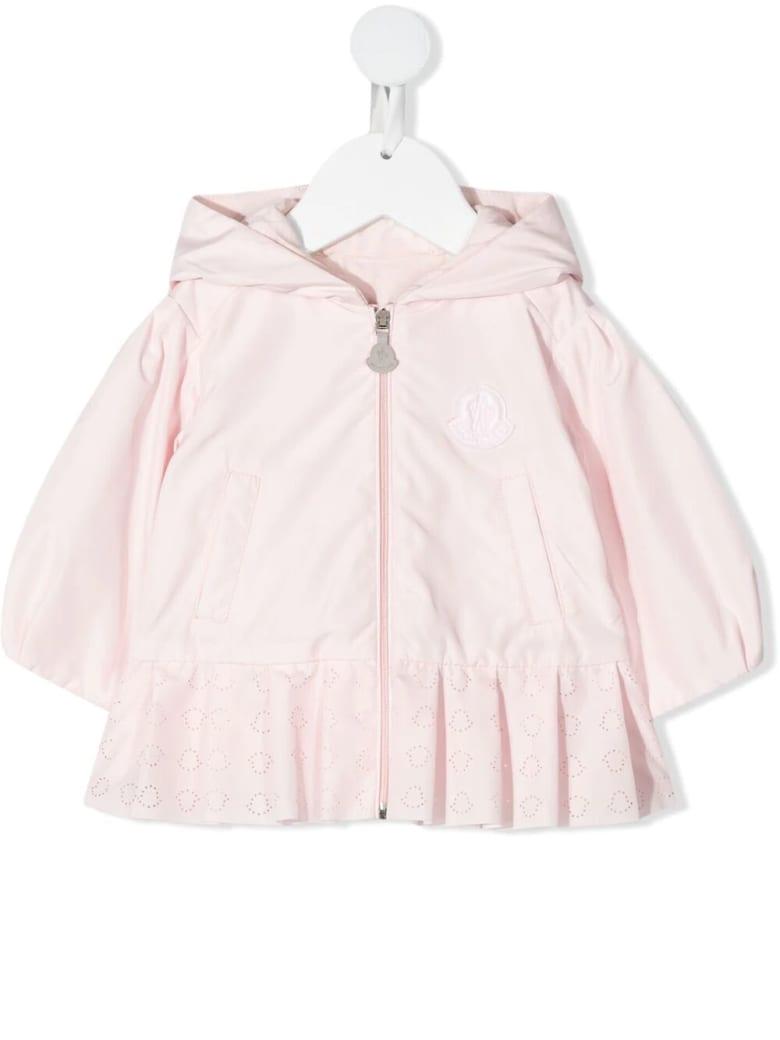 Moncler Light Pink Ariela Newborn Jacket