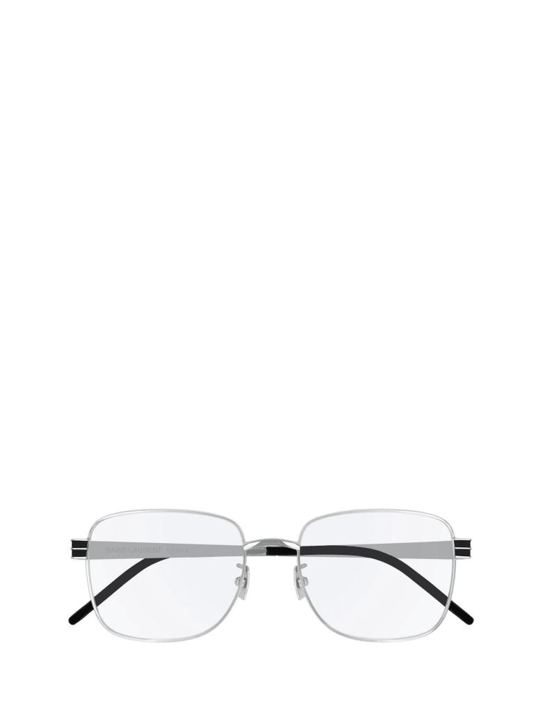 Saint Laurent Saint Laurent Sl M56 Silver Glasses - Silver