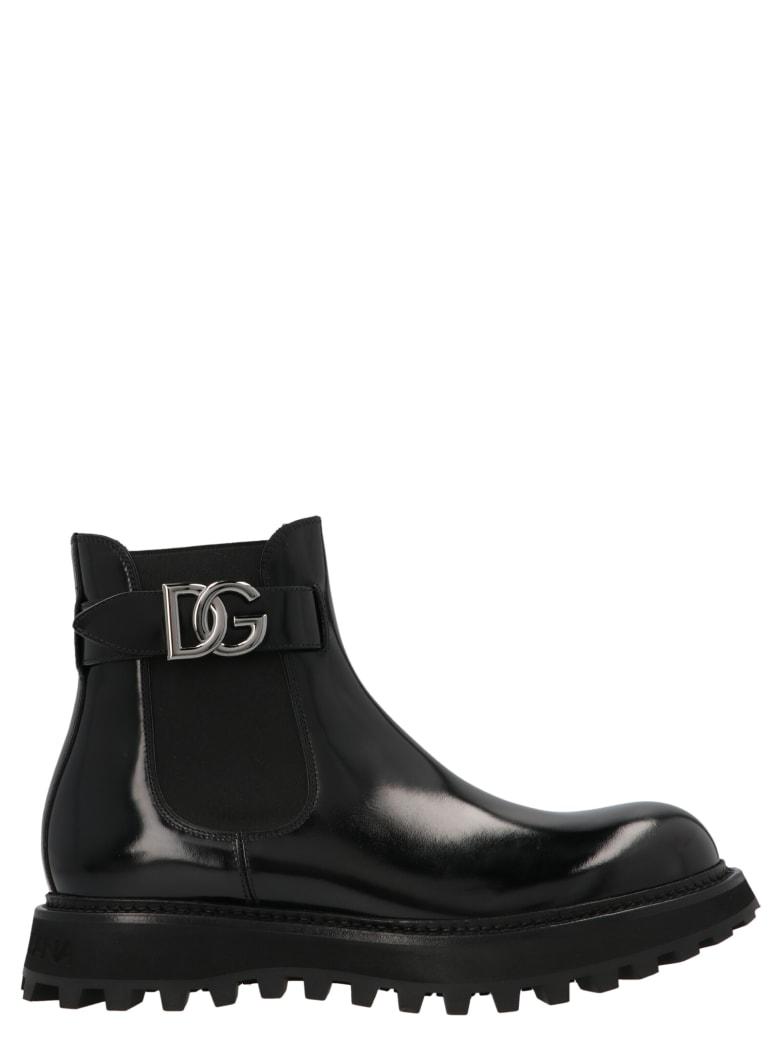 Dolce & Gabbana Shoes - Black